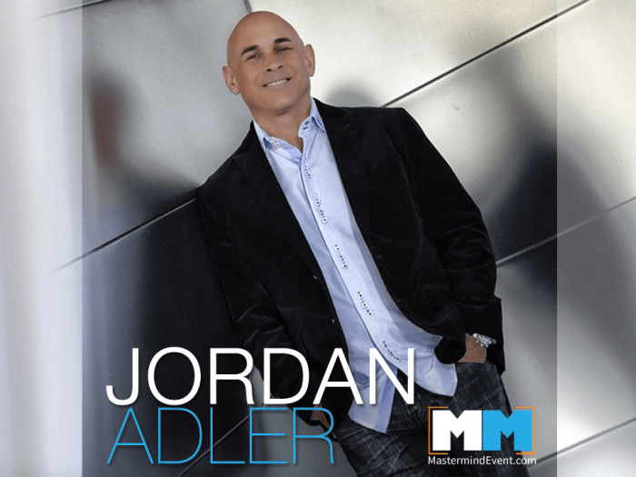 Jordan Adler