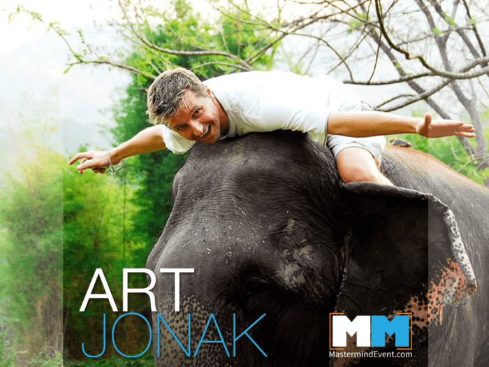 Art Jonak Direct Selling Mastermind Event