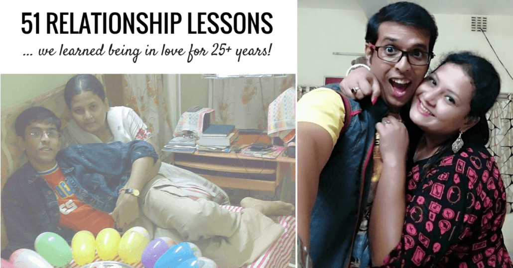 51 Relationship Lessons We Learned Being in Love for 23 Years