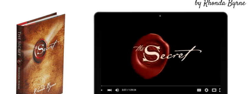 The Secret- A Documentary Movie on Law of Attraction by Rhonda Byrne