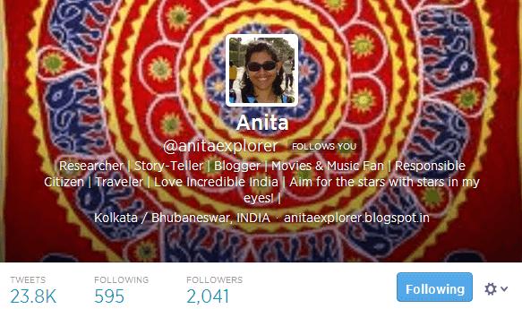Anita anitaexplorer on Twitter