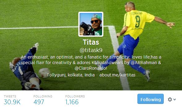 Titas titask9 on Twitter