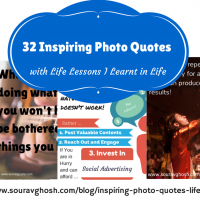 32 Inspiring Photo Quotes with Life Lessons I learnt in Life