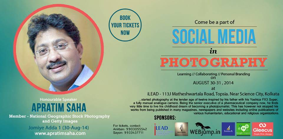 Apratim Saha Social Media in Photography Kolkata
