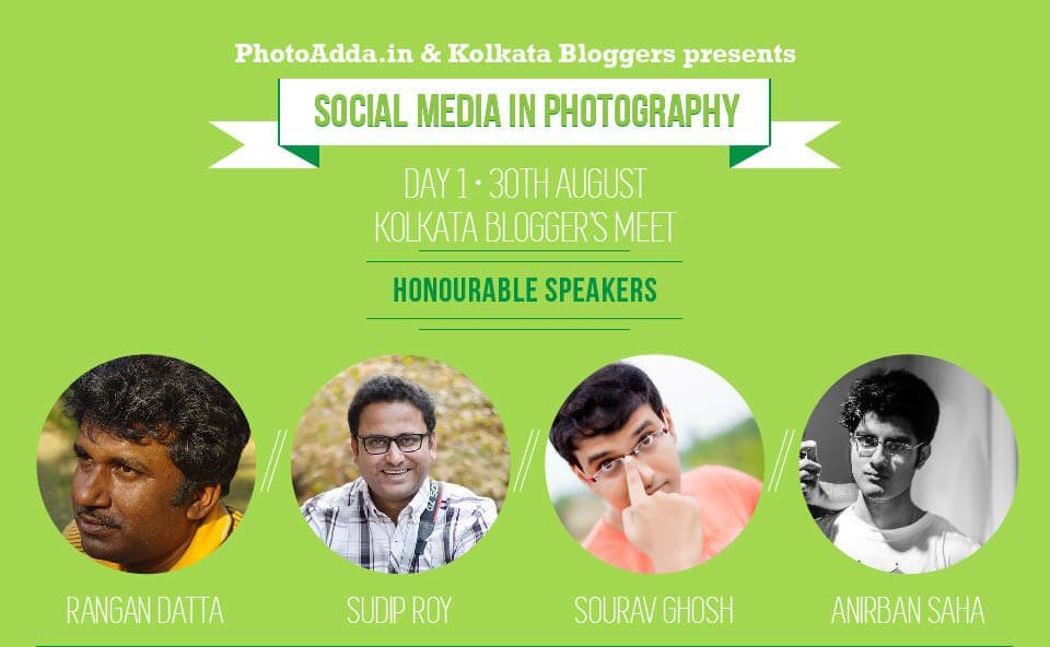Kolkata Bloggers Meet Social Media in Photography