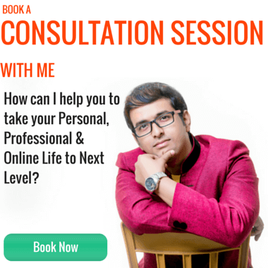Book a Consultation Session with Sourav Ghosh