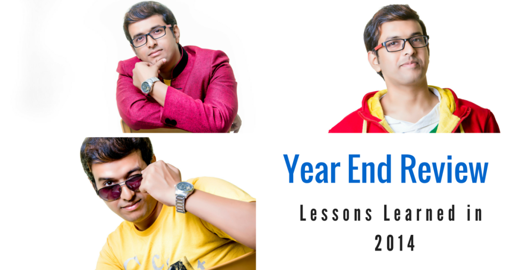 Year End Review: Lessons Learned in 2014