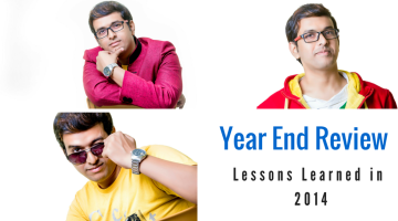Lessons learned in 2014