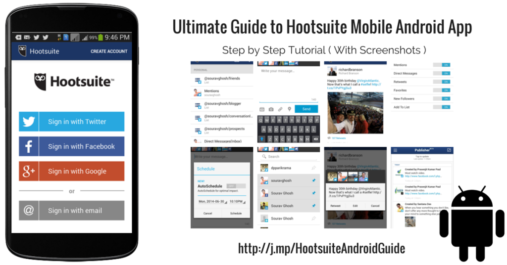 Ultimate Guide to Hootsuite Mobile Android App