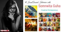 Somrwita Guha IconsAround Interview