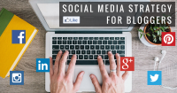 Social Media Strategy for Bloggers