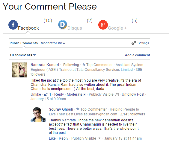 social-comments-example