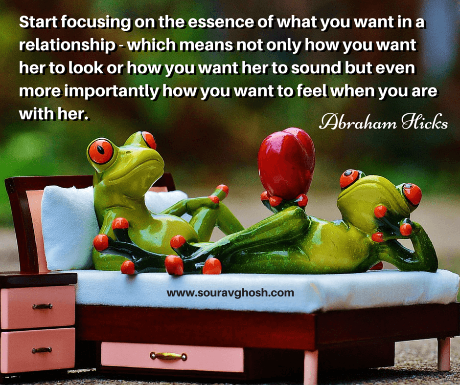 Relationship without compromise quote : Focus on how you want your relationship to be