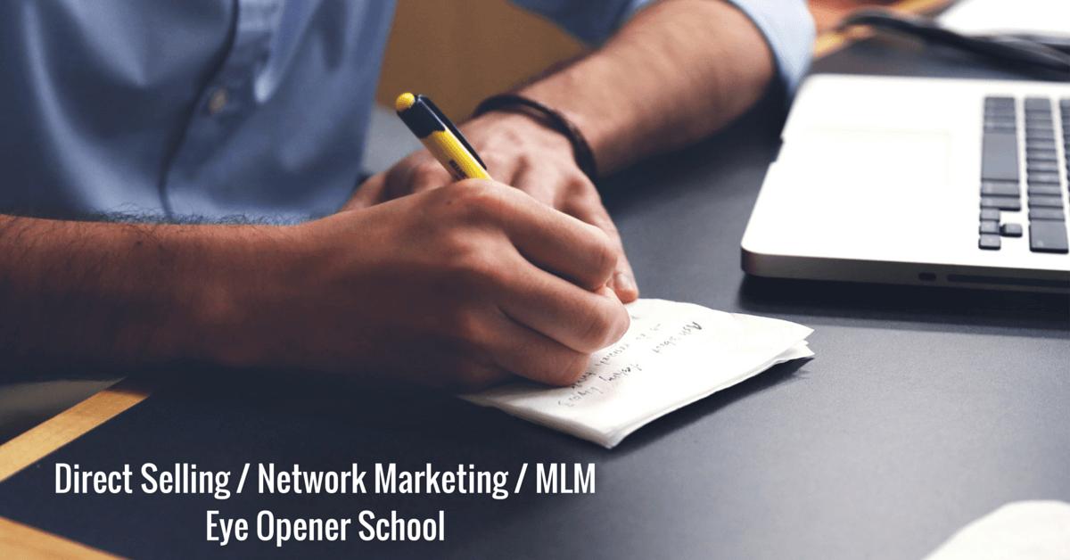 MLM Eye Opener School