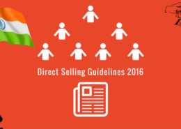 Direct Selling Guidelines 2016 - Regulations for Indian Network Marketing / MLM Companies