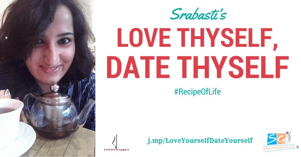 Love thyself, date thyself!