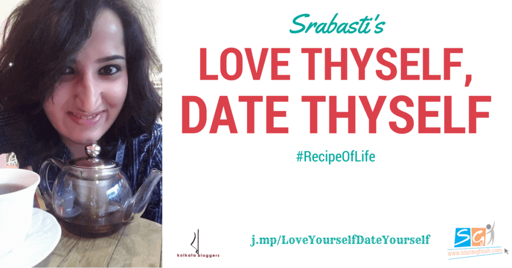 Love thyself, date thyself!