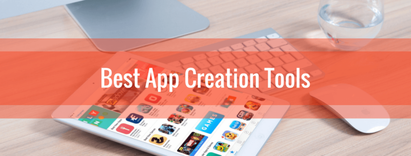 best app creation tools