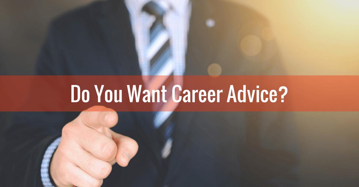 want career advice
