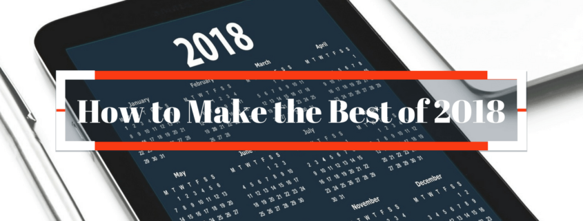 make the best of 2018