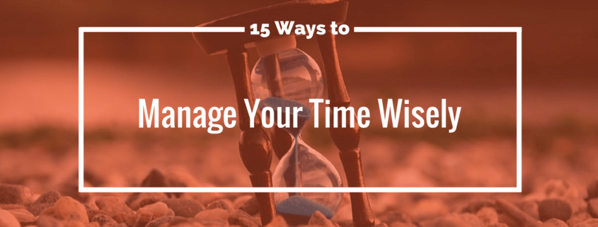 how to manage your time wisely But for christians the need to manage time is even more urgent  christian time management means learning to use time as god wants us to use it  we must wisely .