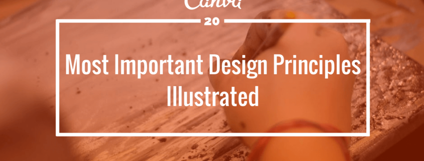 Design Elements And Principles Of Canva [Infographic]