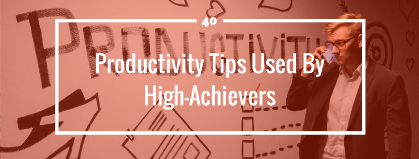 productivity tips