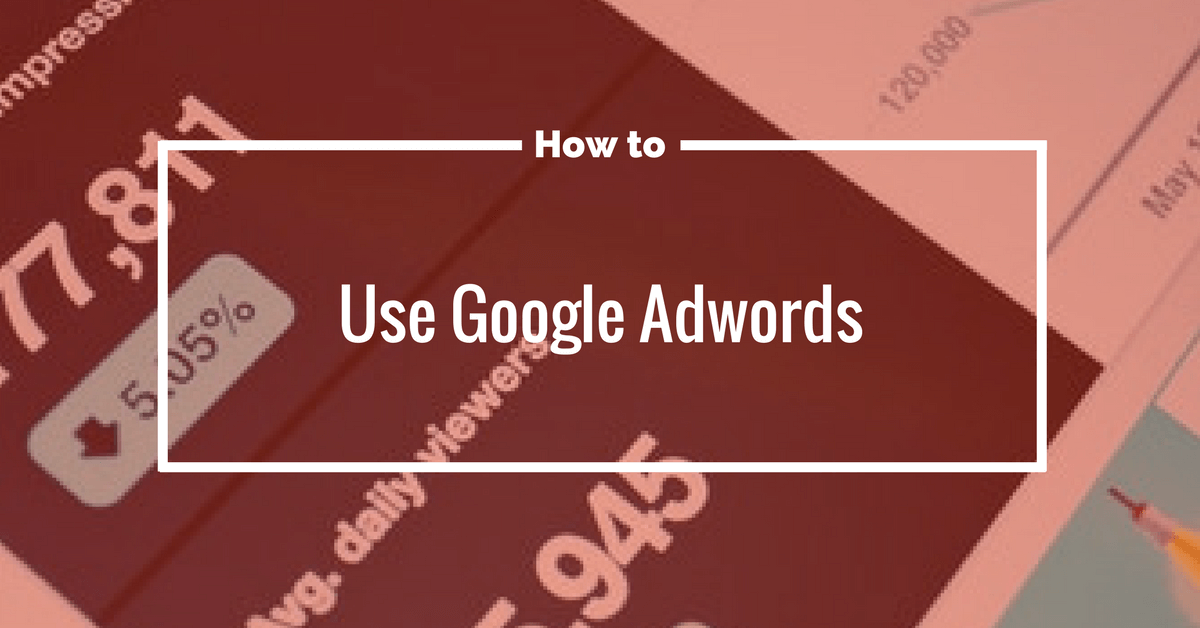 How To Use Google Adwords To Drive Results