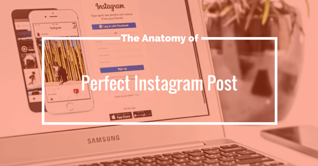 The Anatomy of the Perfect Instagram Post [Infographic]