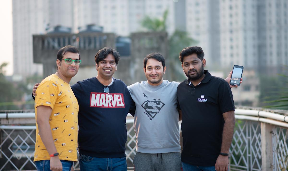Sourav Ghosh & Team Management